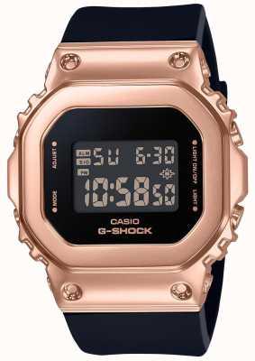 Casio G-shock compact roségouden horloge GM-S5600PG-1ER