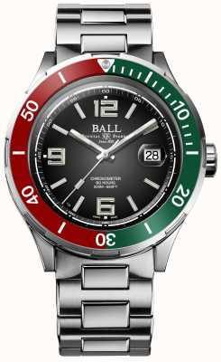 Ball Watch Company Roadmaster m | aartsengel | beperkte editie | chronometer DM3130B-S7CJ-GR