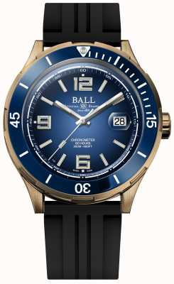 Ball Watch Company Roadmaster m | aartsengel brons | beperkte editie | DD3072B-P1CJ-BE