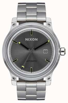 Nixon 5e element | zwart | roestvrijstalen armband | A1294-000-00