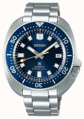 Seiko Beperkte oplage | Prospex 55e verjaardag | kapitein willard | blauwe wijzerplaat SPB183J1