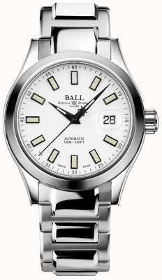 Ball Watch Company Engineer III Marvelight | roestvrij staal | witte wijzerplaat NM2026C-S10J-WH