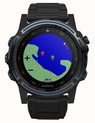 Garmin Descent mk1 duikcomputer | grijze saffier met dlc titanium 010-01760-11