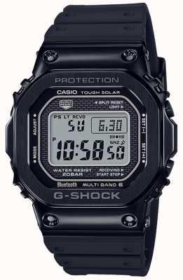 Casio G-shock kunststof band zwarte ip-bezel GMW-B5000G-1ER