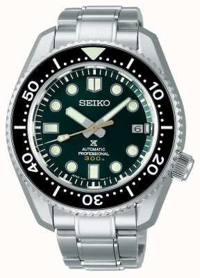 Seiko Prospex Divers '' Island Green 'Limited Edition SLA047J1
