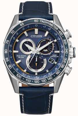Citizen Eco-drive eeuwigdurende chronograaf voor heren op CB5918-02L