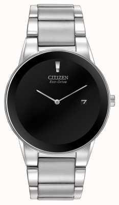 Citizen Zilveren armband met eco-drive axioma voor heren AU1060-51E
