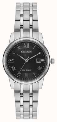 Citizen Zilveren eco-drive damesarmband EW2310-59E