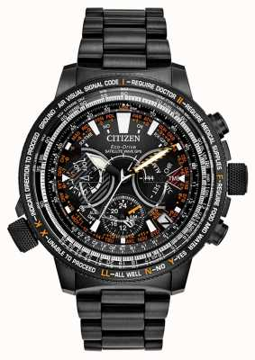 Citizen Limited edition Eco-Drive Satellite Wave GPS voor heren CC7015-55E