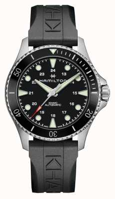 Hamilton 300 m khaki navy scuba voor heren 43 mm H82515330