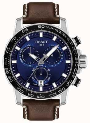 Tissot Heren supersport quartz EOL chrono T1256171604100