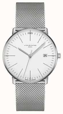Junghans Max bill mega saffierglas horloge glass 58/4821.46
