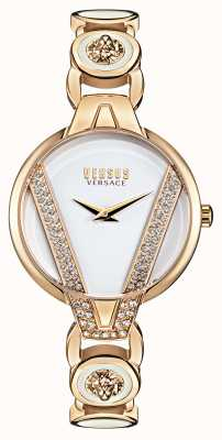 Versus Versace Saint germain petite kristal gezet horloge VSP1J0221
