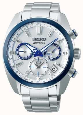 Seiko Astron 140-jarig jubileum roestvrijstalen horloge SSH093J1