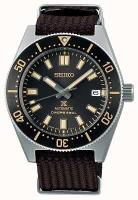 Seiko Prospex | eerste Japanse duiker's 1965 heruitgave automatisch saffier horloge SPB239J1