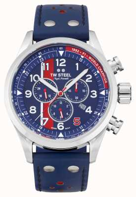 TW Steel Zwitserse volante nigel mansell limited edition chronograaf SVS307