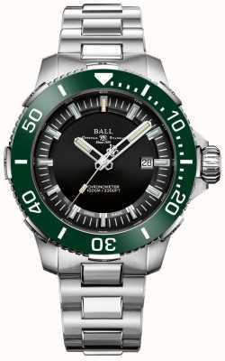 Ball Watch Company Deepquest keramisch horloge met groene wijzerplaat DM3002A-S4CJ-BK