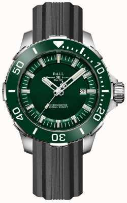Ball Watch Company Deepquest keramisch horloge met groene wijzerplaat DM3002A-P4CJ-GR