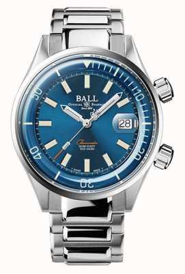 Ball Watch Company Engineer master ii duiker chronometer blauwe wijzerplaat DM2280A-S1C-BE