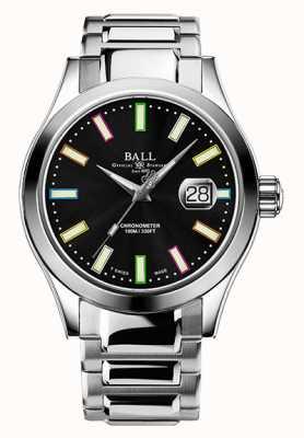 Ball Watch Company Marvelight chronometer (43mm) - zorgzame uitvoering NM9028C-S29C-BK