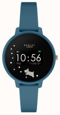 Radley Smart watch series 3 blauwgroen siliconen RYS03-2028