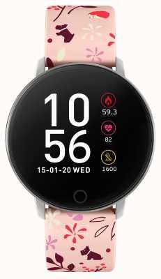 Radley Smart watch series 5 roze bloemenbandje RYS05-2043