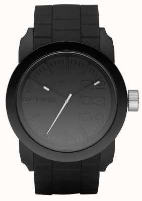 Diesel Gents zwarte wijzerplaat band horloge DZ1437