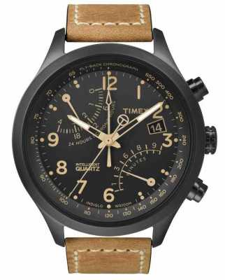 Timex Iq t series fly-back chronograaf T2N700