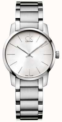 Calvin Klein Stad dames stianless stalen armband K2G23126